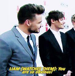 (2) Liam is Larry af
