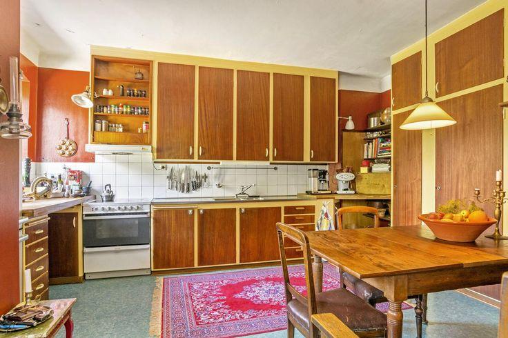 Kök i original från 50-talet