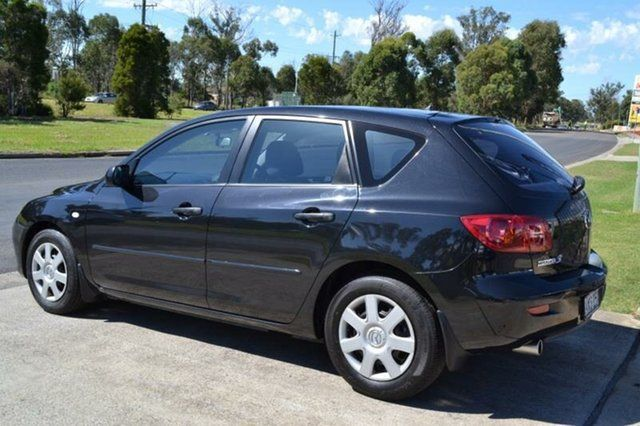 2005 Mazda 3 NEO Hatchback 3 Groves Ave, Mulgrave Sydney NSW 2756. (02) 4577-6133 www.glennsquality... sales@gqcnsw.com.au #Carbuyingasitshouldbe