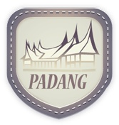 "Padang:  ""The beloved city.  Welcome to the capital city of West Sumatra. Yummmm so delicious."""