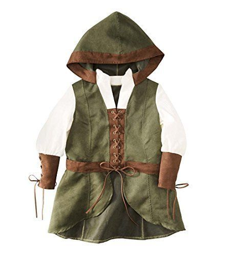 Magic Cabin Imagining Me Forest Prince Dress-Up Costume Fits Most Kids Size 4-6 #MagicCabin