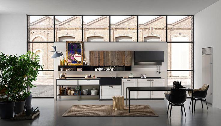 Salone del Mobile 2016 di Milano Thonet Cucina Tabula