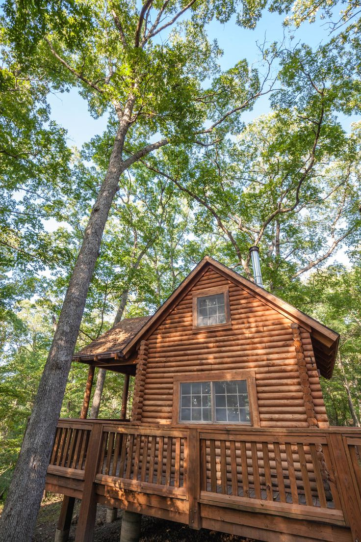 Outpost Cabins at Lake of the Ozarks State Park | Missouri State Parks