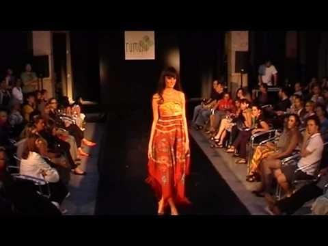 Magyarország első roma divatbemutatója a Bánkitó Fesztivál szervezésében - YouTube - Hungary's Bankito Festival Fashion Show featuring Romani Design