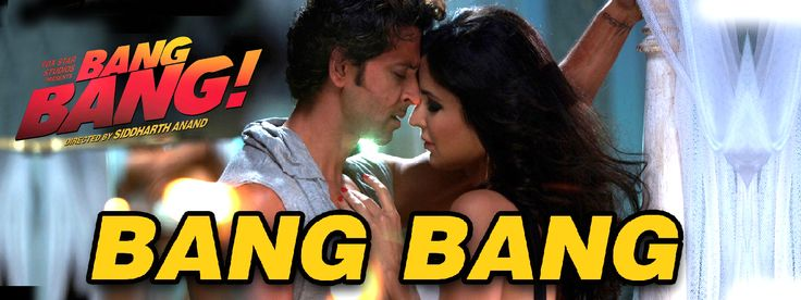 Bang Bang Movie  Hrithik Roshan and sexy Katrina Kaif  Get the Latest News and Watch the new video of Bang Bang Movie on Biscoot Showtym.