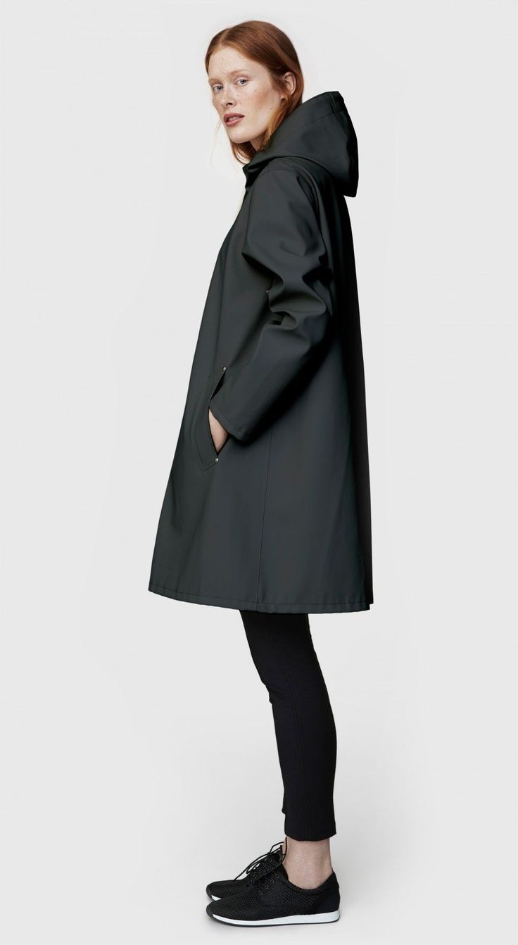 Best 20+ Black raincoat ideas on Pinterest | Mens dress raincoat ...