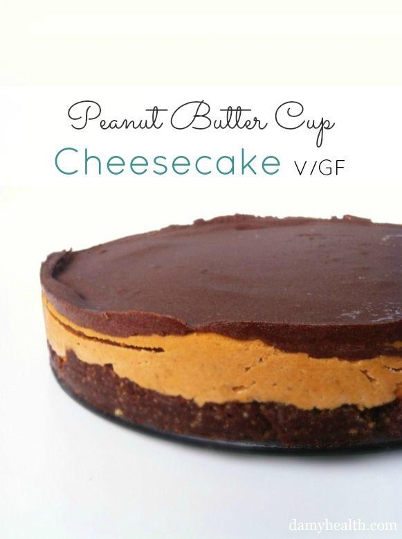 Vegan-peanut-butter-cup-cheesecake-