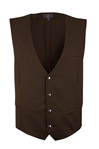 GREIFF Men's Sleeveless Waistcoat -  Brown - 44/46 GREIFF http://www.amazon.co.uk/dp/B0108GBFRW/ref=cm_sw_r_pi_dp_LoY1wb1EWZDWY