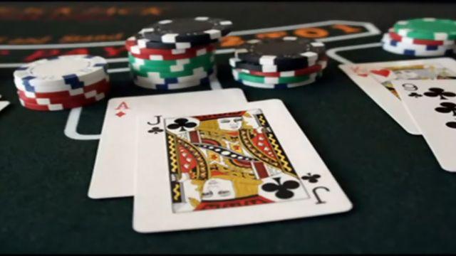 Blackjack push nedir