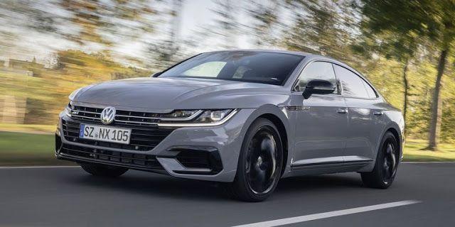 2020 Volkswagen Arteon R Line Edition Is Seriously Exclusive In 2020 Auto S En Motoren Motor Auto S