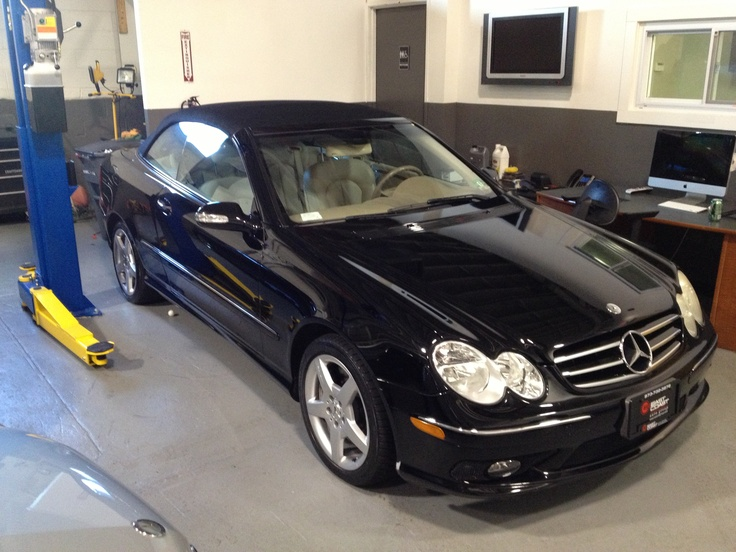 2005 Mercedes Clk 500 convertible  for sale $15,500