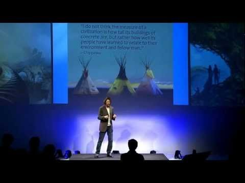 Ecological Engineering Modeled on Nature: Geoff Lawton at TEDxMission TheCity2.0 - YouTube