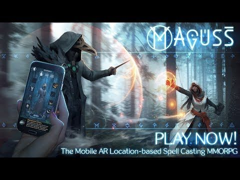Maguss: The 'Harry Potter Go' App Game We've Been Waiting For?
