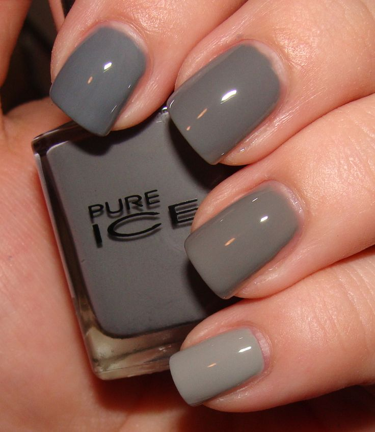 Blue Grey Nail Polish Essie: 25+ Best Grey Nail Polish Ideas On Pinterest