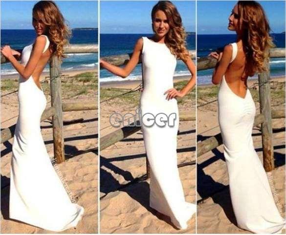 Vestidos de novia para casarse por lo civil, vestidos novia, white, dress, fashion, wedding dress