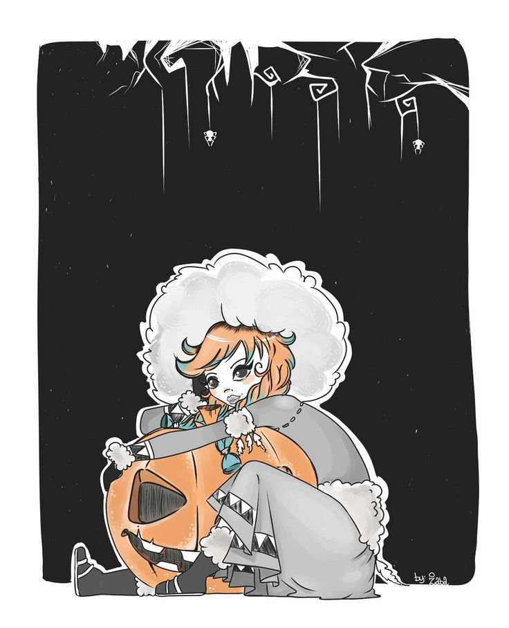 Alaska Halloween by Avvangarda on DeviantArt
