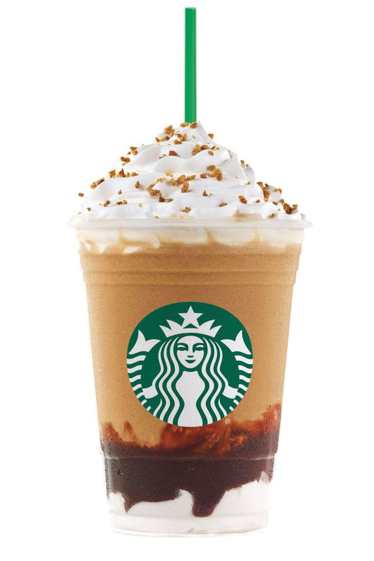 Pin for Later: Starbucks's Newest Frappuccino Flavor Is Guaranteed to Make You Freak Out