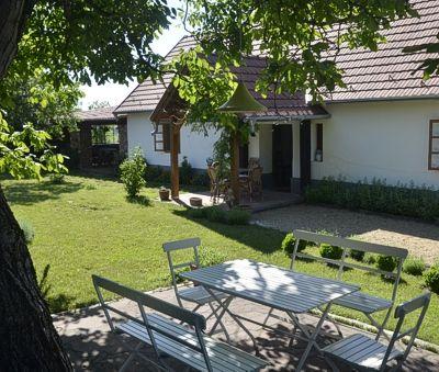 Káli Cottages at Lake Balaton - Main Cottage