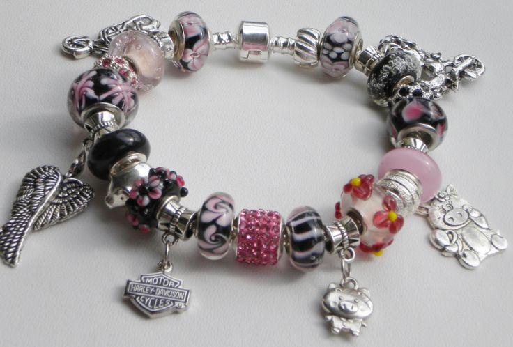 hd bracelet davinci charms more