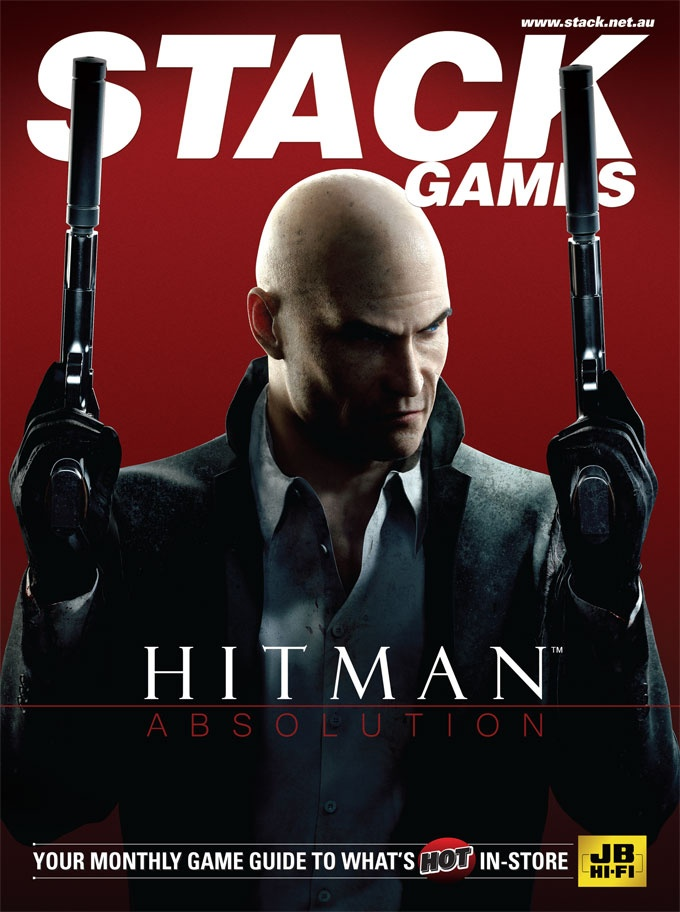 STACK issue 98 - November 2012  Hitman: Absolution