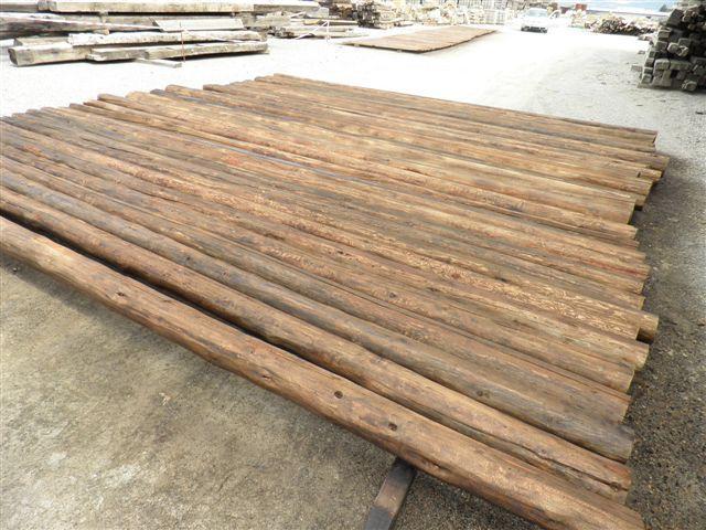 Vigas de madera redondas productos - Vigas de madera ...