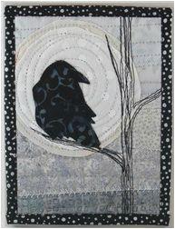 157 Best I Love Crow Quilts Images On Pinterest Ravens