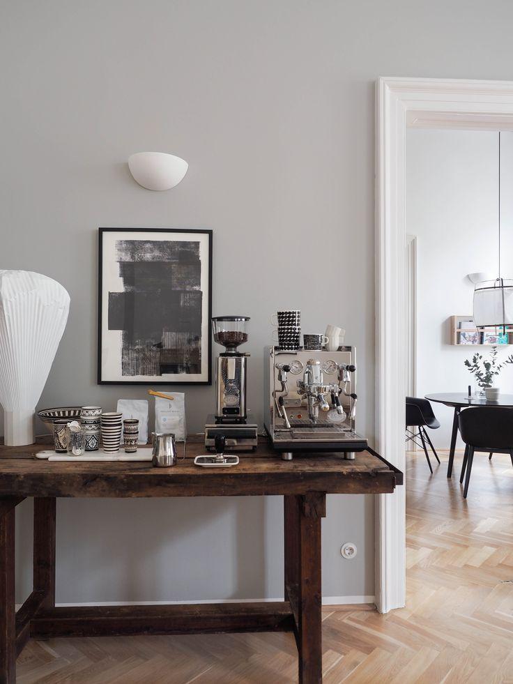 Graue wandfarbe von farrow ball in 2018 wohnzimmer pinterest interior architecture wall - Graue wandfarbe wohnzimmer ...
