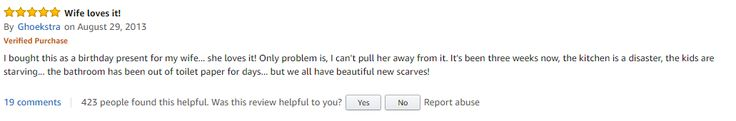 [Funny] Sewing machine review done right! #sewing #crafts #handmade #quilting #fabric #vintage #DIY #craft #knitting