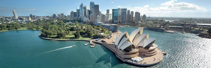 View of the beautiful city, Sydney