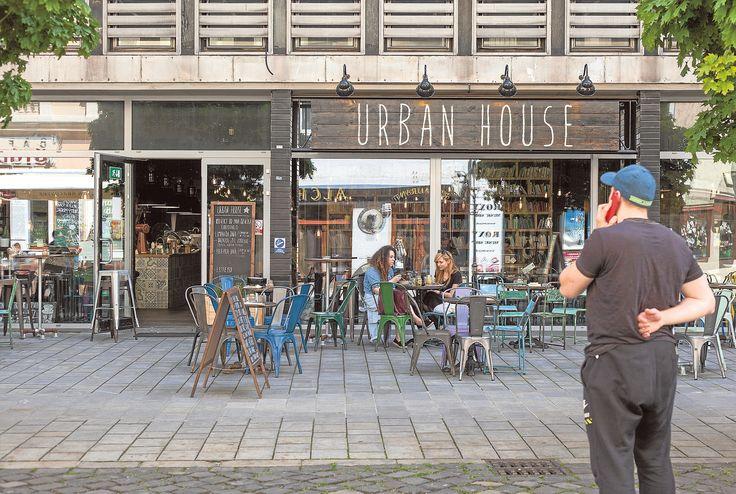 Bratislava on kompakti ja kaunis viikonloppukohde   - Matkailu - Matka - Helsingin Sanomat