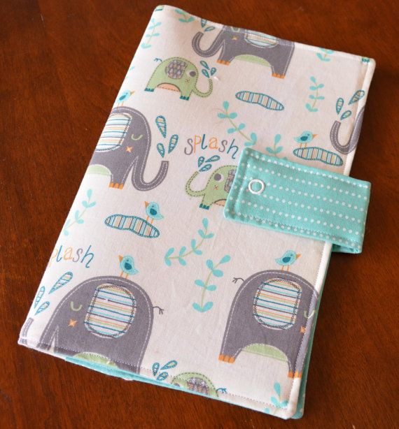 Check out this item in my Etsy shop https://www.etsy.com/listing/214776088/elephant-print-nappy-wallet