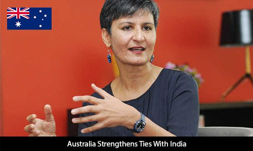 #Australia Strengthens ties with India.. Read more@ https://www.morevisas.com/immigration-news-article/australia-strengthens-ties-with-india/4719/   #morevisas