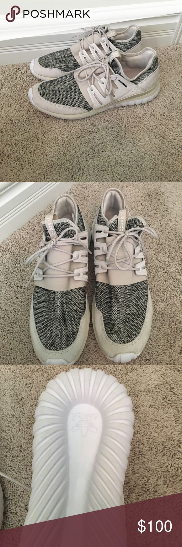 Brand new adidas tubular shoes. Never been worn. From adidas website. adidas Shoes