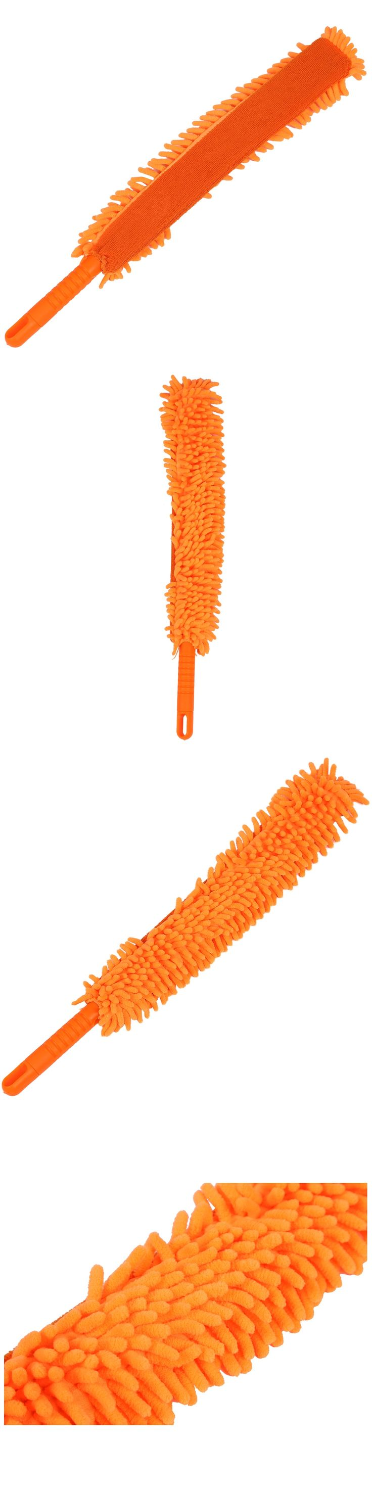 Flexible Chenille Bendable minifiber Cleaning Duster Brush Random Color
