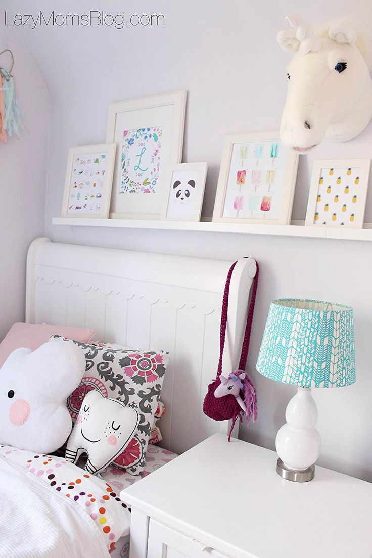 How to organize kid's shared bedroom , tips and tricks for a small room decoration!