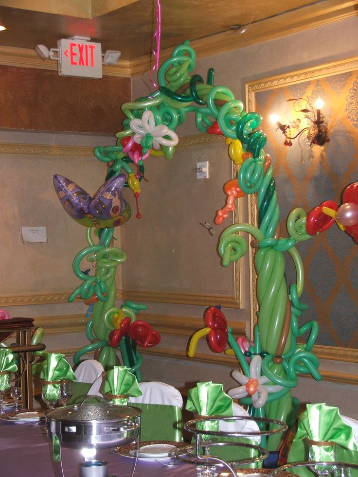 Best images about balloon arches on pinterest dance