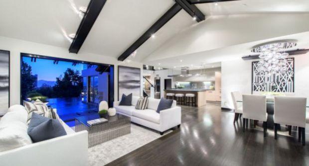 calvin harris house