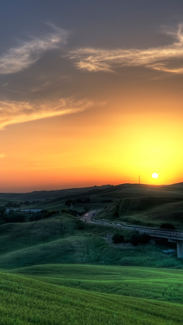 Tuscan sunset bella italia pinterest
