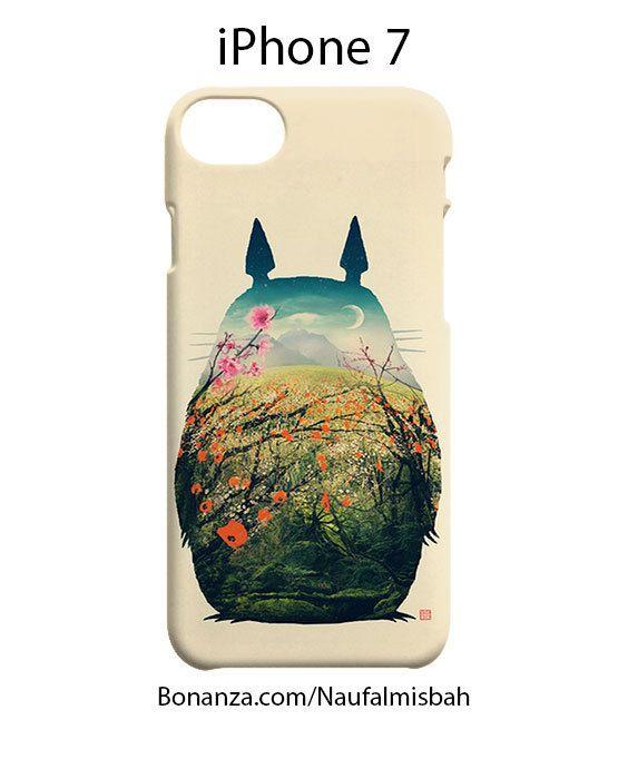 Totoro Miyazaki iPhone 7 Case Cover