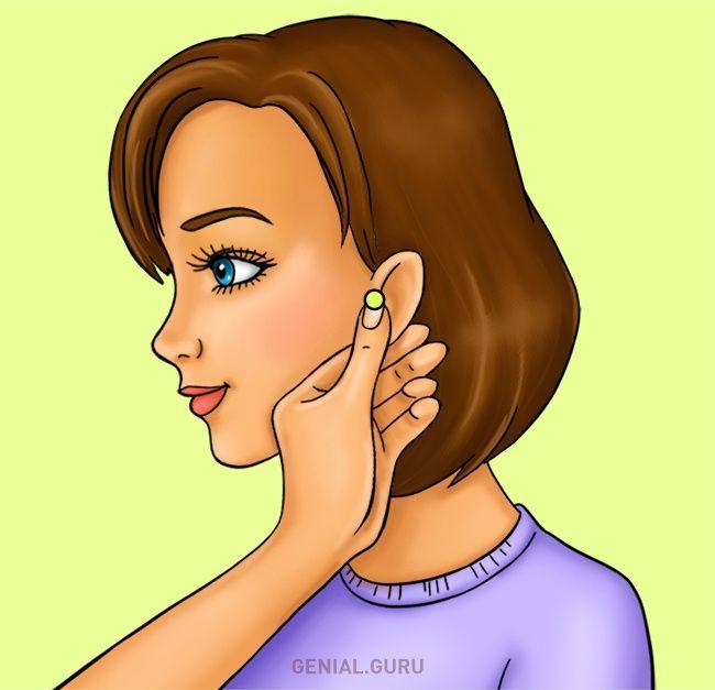 Aprende ausar laacupresión para estimular tudigestión ycontrolar tuapetito.