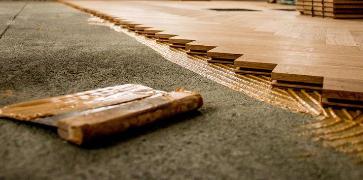 Zajistíme kompletní servis při pokládce podlah. Provádíme vyrovnání stávajících podlah, pokládky plovoucím způsobem i celoplošným lepením, renovace podlah