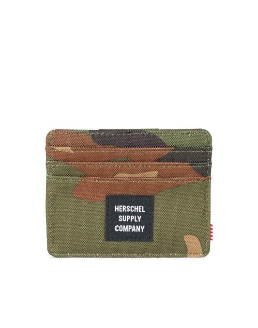 Herschel Felix Wallet Camo | Shop Now at The Idle Man | #StyleMadeEasy