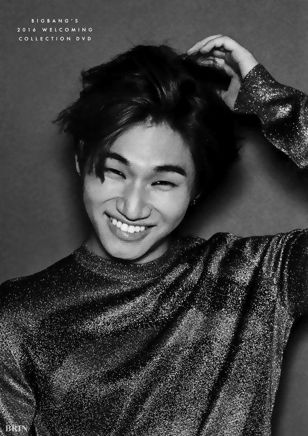 DAESUNG // BIGBANG'S 2016 WELCOMING POSTER Repin & Like. Thanks . Also…
