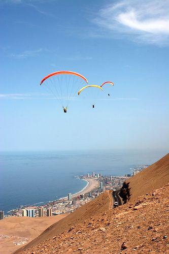 Iquique. Chile. 2007