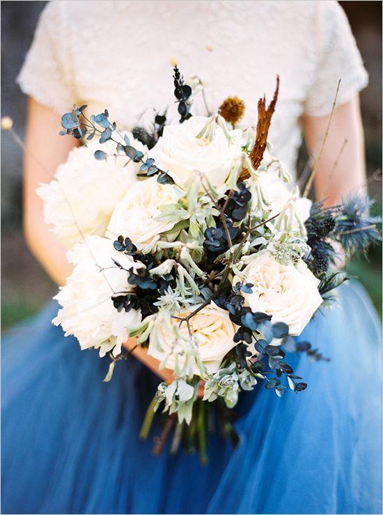 25 Chic Bohemian Wedding Bouquets   http://www.deerpearlflowers.com/25-chic-bohemian-wedding-bouquets/