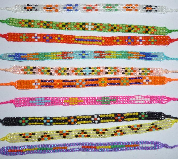 100 best images about kralen armbandjes on pinterest loom loom beading and bracelets. Black Bedroom Furniture Sets. Home Design Ideas