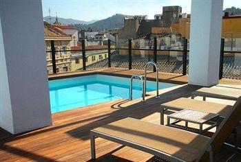 Malaga - Vincci Seleccion Posada del Patio: Vincci Seleccion, Hotels Vincci, Posada Del, Stars Hotels, Patio Hotels, Vincci Posada, Seleccion Posada