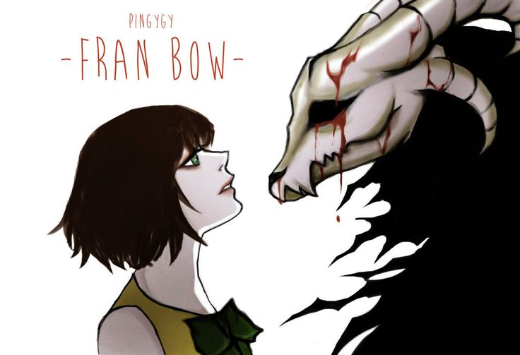 FRAN BOW 2 by pingygy.deviantart.com on @DeviantArt