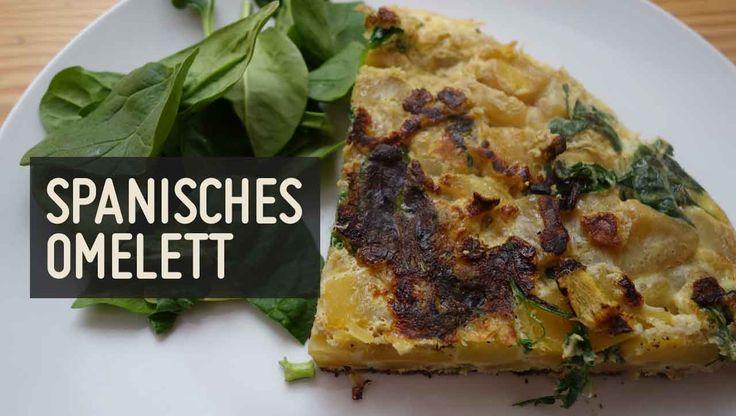 Spanisches Omelett mit Spinat – Paleo360.de