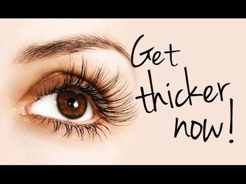 HOW TO INSTANTLY THICKEN YOUR LASHES - AND NOT WITH MASCARA!